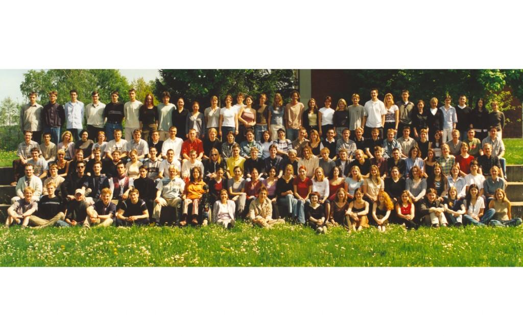 Abi-Jahrgang 2000 - Leibniz Gymnasium Altdorf